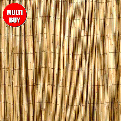 REED SCREENING ROLL Outdoor Garden Fence Panel Privacy Screen 3.5m Long 1.5m H