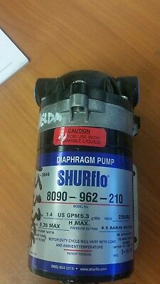 SHURflo 65 psi diaphragm pump