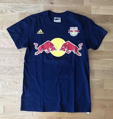 Adidas New York Red Bulls MLS Shirt Gr.M - Tim Cahill