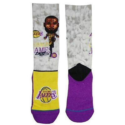 Stance Embiid Big Head Chaussettes Homme