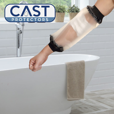 Adult Elbow PICC Line Cast or Dressing Protector - For Use In The Shower or Bath