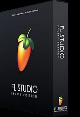Image Line FL Studio 20 Fruity Loops PC DAW FREE Updates for Life -  Boxed