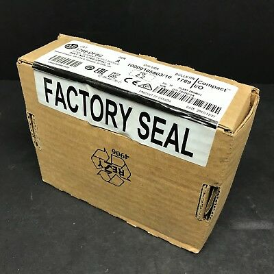 2017 New Sealed Allen Bradley 1769-OF8C 1769-0F8C A CompactLogix Current Output