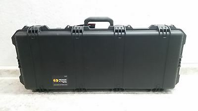 Pelican IM3100 1.77 Cu Ft Cap Black Protective Case w/out Foam
