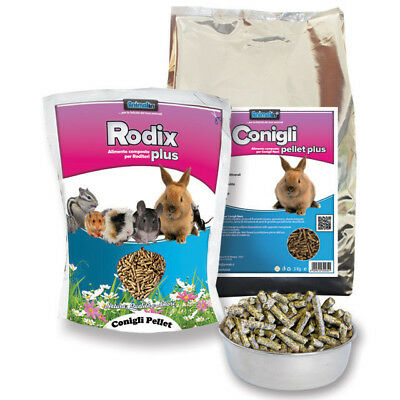 Animalin Rodix Conigli Pellet Plus