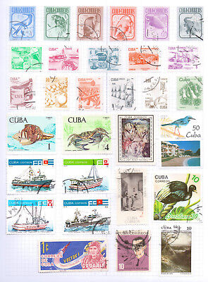 CARIBBEAN   Album page of Mint/Used Stamps (M528)