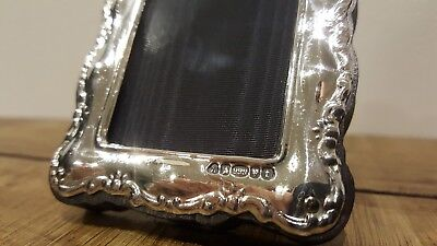 999 Solid Silver Photo Frame Fully Hallmarked Perfect Xmas Gift