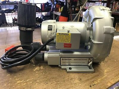 Pentair Aquatic S21-230 Sweetwater Regenerative Blower Pump