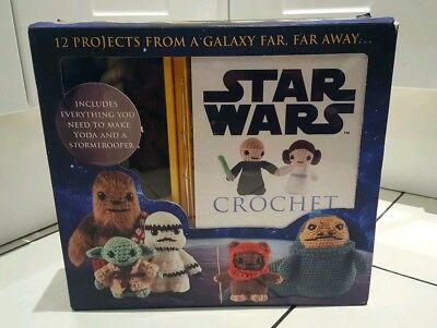 Star Wars Crochet Pack (Star Wars Craft) by Lucy Collin