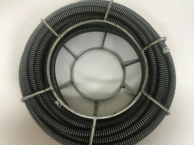 """Tools® 62270 C-8 Drain Cleaner Snake Cable 5/8""""x 66' fits RIDGID®"""