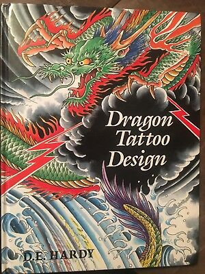 Don Ed Hardy Dragon Tattoo Design Tattoo Flash Book