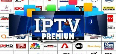 1,3,6,12 Months IPTV SUBSCRIPTION Channel Portugal PREMIUM 4K VOD Kids Adults