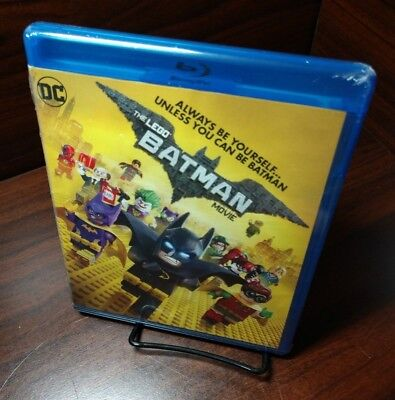 The Lego Batman (Blu-ray Disc)NEW(Sealed)Free First Class Shipping with Tracking