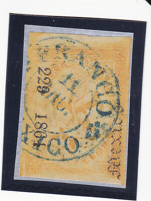 Mexico 23 Period 3 Consignment 229-1864 on piece