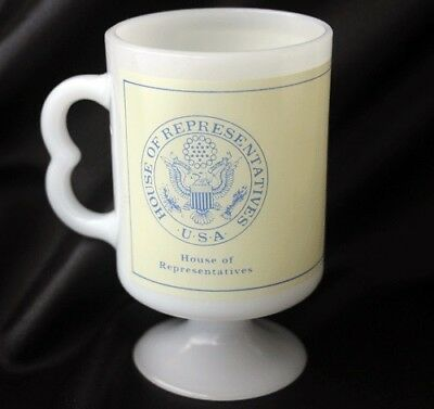 House Of Representatives PHIL CRANE Souvenir Mug 1974