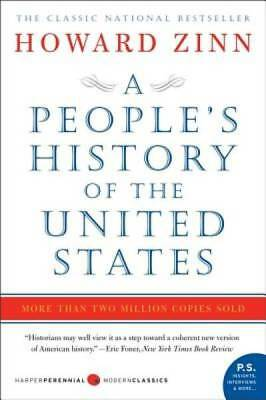 A People's History of the United States by Zinn, Howard
