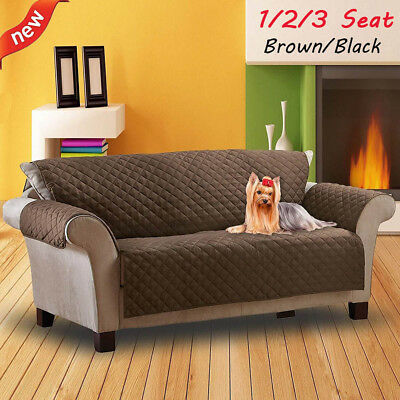 Sofa Covers For Dogs Pets Kids Anti-Slip Couch Armchair Furniture Protector NEW