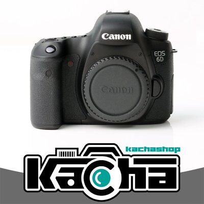NUOVO Canon EOS 6D Digital SLR Camera Body Only