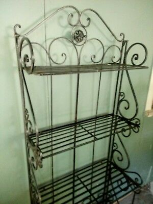 Cast Iron Bakers Display Stand