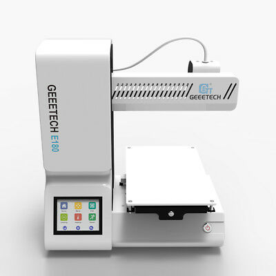 Geeetech 3D printer E180 Smart Touch Screen easy to operate