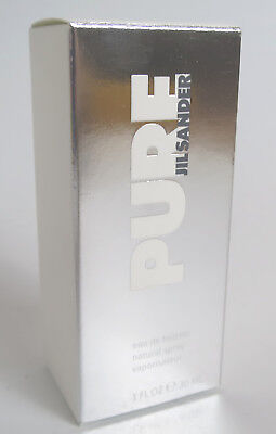 Jil Sander Pure For Woman 30Ml Eau De Toilette Ovp (Grundpreis 233,00€/100Ml)