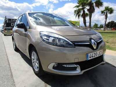 Renault Grand Scénic 1.6 DCI LIMITED 7 PLAZAS FULL EQUIPO PROCEDENTE USO PRIVA