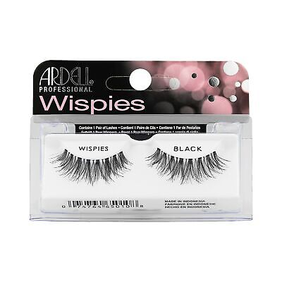 ARDELL NATURAL LASHES WISPIES BLACK Faux-cils 1 paire