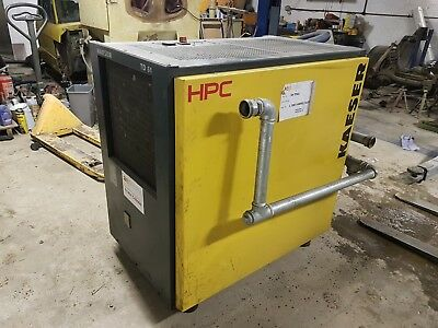 HPC Refrigerant Dryer TD61 Shot-Blasting Air dryer KAESER 2008