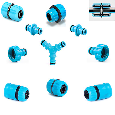 Garden Hose Connector Fitting Spliter Repairer Accessories Cellfast UK Seller