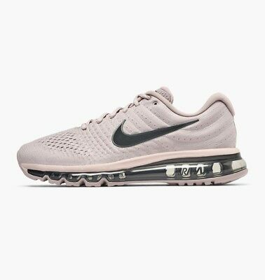 finest selection 68d4b ab43b Nike Air Max 2017 SE Mens Trainers UK 10 Eur 45 AQ8628-600 Particle Rose