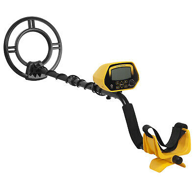 Metal Detector with Discrimination and Volume Control LCD Display 8 Levels UK
