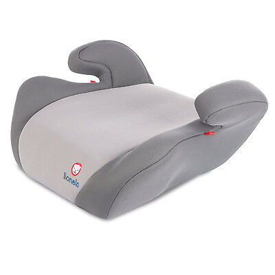 Small Car Seat Low Vehicle Booster Polystyrene Boy/Girl 15-36kg UK Seller