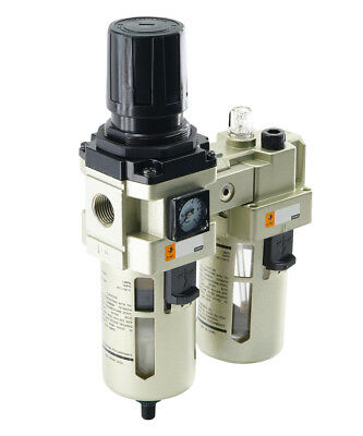 Maintenance Units, 2-teilig, Compressed Air Regulator Oiler Pressure Reducer