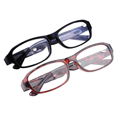 e2ef46f748 Reading Glasses +4.5 +5.0 +5.5 +6.0 Strength Optical Lens Spectacles Eyewear  Pou