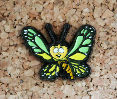 Randy Marsh Butterfly South Park Metal Pin Badge