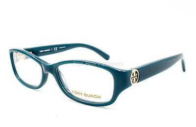504fa2abb8 TORY BURCH TY 2033 1148 Eyeglasses Optical Frames Glasses Seaport Blue ~  51mm