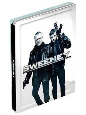 The Sweeney Steelbook Blu-Ray