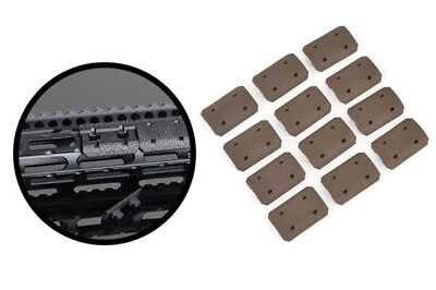 M-LOK Handguard Rail Cover Airsoft MLOK System Hand Protector Accessories