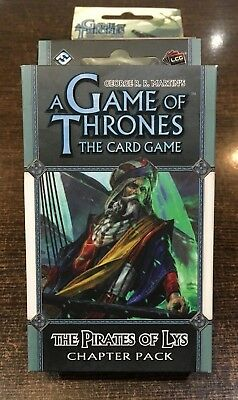 A Game of Thrones THE PIRATES OF LYS Chapter pack Fantasy flight LCG