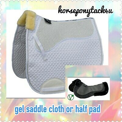 NEW IN  Prestige Jump Close Contact Quilted Saddle Pad numnah / saddle cloth