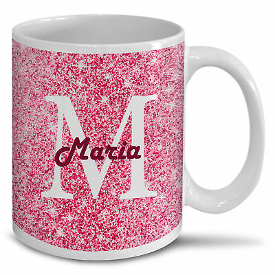 Personalised Marble Design Novelty Gift Coffee Tea Cup Mug - A8
