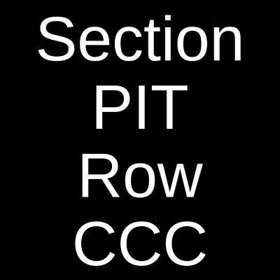 2 Tickets The Fab Faux 5/17/19 Keswick Theatre Glenside, PA
