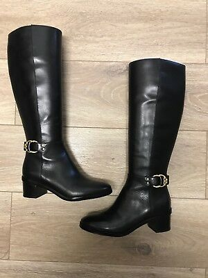 3213307bd2f Tory Burch Marsden 50Mm Boot Perfect Black 100% Authentic Guaranteed  (49362-006)