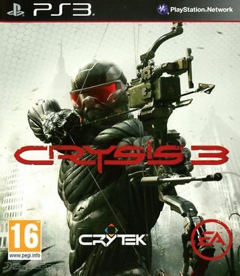 Crysis 3☑️PlayStation 3 PS3☑️Digital Game🎮Download☑️Please Read