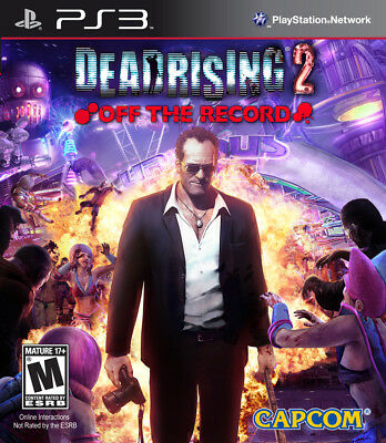 Dead Rising 2 Off The Record☑️PS3☑️Digital Game🎮Download☑️Please Read