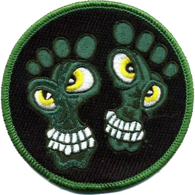 USAF CSAR Pedro Jolly Green Feet Patch Hook /& Sew Repro New A573
