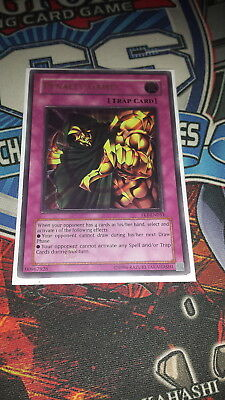 FET-EN051 Ultimate Rare 1st Edition Lightly Played Yu-Gi-Oh! 1x Penalty Game