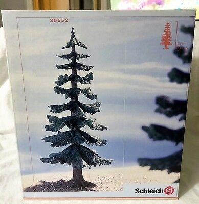 Schleich Large Fir Tree #30652 - RETIRED - Hard To Find!