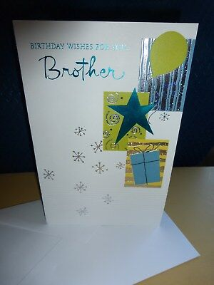 American Greetings Card Happy Birthday Brother Wishes For
