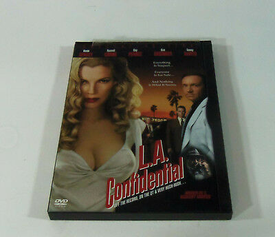 La Confidential Dvd Movie